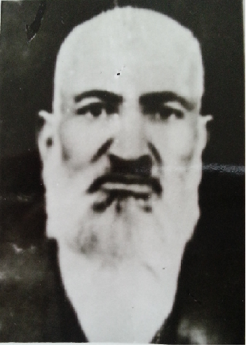 Muhammed Mazhar Hazretlerinin kayınpederi Elaziz müftüsü Muhammed Hilmi Efendi (1880-1949)